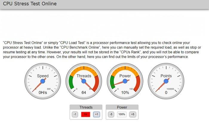 8 utilidades para hacer un test de estrés a tu CPU 4