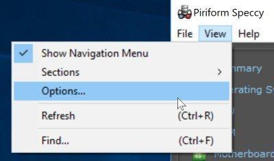 Cómo comprobar la temperatura de tu portátil en Windows 10 14