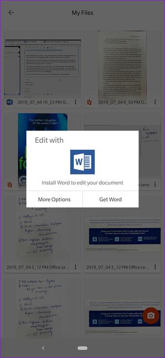 Microsoft Office Lens vs. Adobe Scan: Qué escáner debe utilizar en su teléfono 19