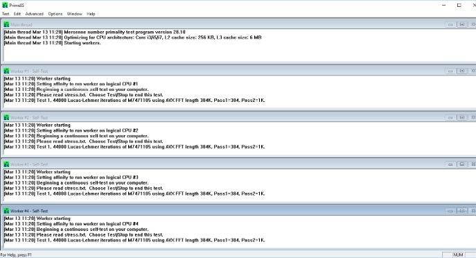 8 utilidades para hacer un test de estrés a tu CPU 6