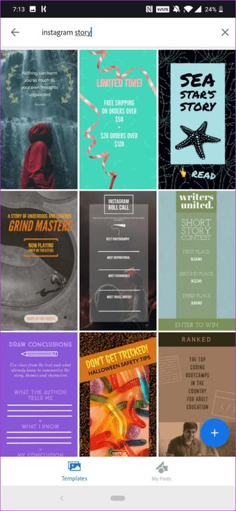 Las 7 mejores aplicaciones para las historias de Instagram en 2019 9