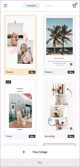 Las 7 mejores aplicaciones para las historias de Instagram en 2019 16