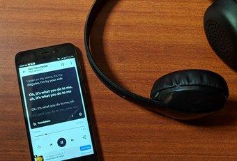 BlackPlayer vs GoneMAD: Comparación de dos grandes reproductores de música Android 18