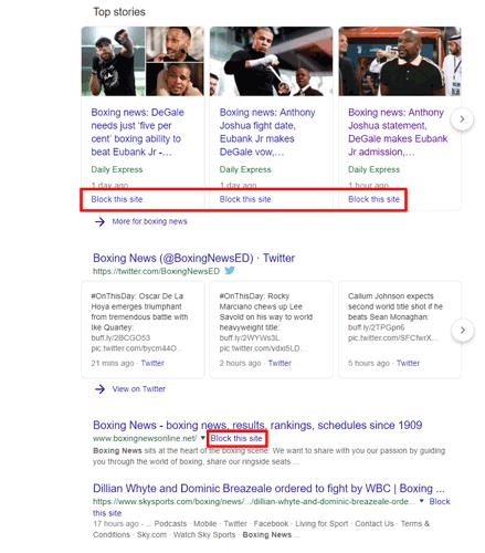 4 formas de bloquear sitios web en Google Chrome 1