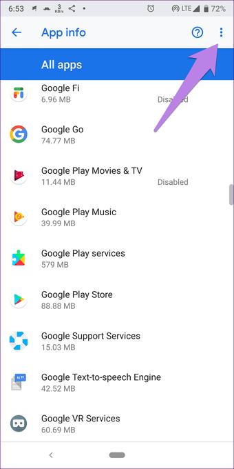 Cómo solucionar el problema de Google Play Store ha dejado de funcionar 13