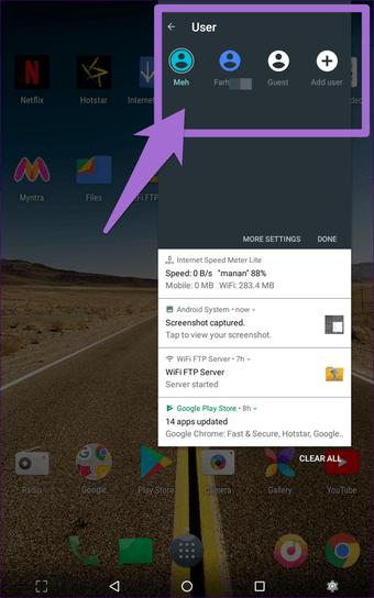11 razones por las que debe probar la función Android para múltiples usuarios 8