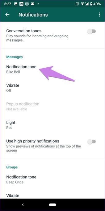 Cómo silenciar notificaciones de WhatsApp completas en Android e iOS 13