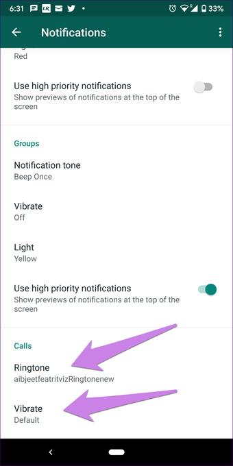 Cómo silenciar notificaciones de WhatsApp completas en Android e iOS 22