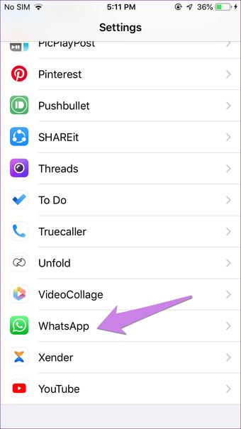 Cómo silenciar notificaciones de WhatsApp completas en Android e iOS 7