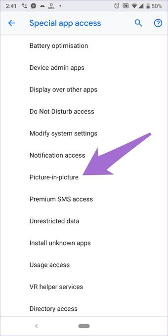 Cómo fijar Netflix Picture-In-Picture Mode no funciona en Android 9