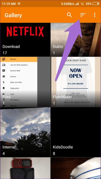 Los 13 mejores consejos para usar la aplicación Simple Gallery como un Pro 8