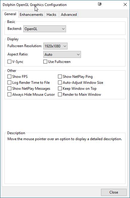 Guía definitiva para usar el Emulador Dolphin 16