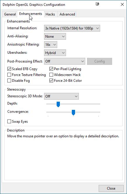 Guía definitiva para usar el Emulador Dolphin 17