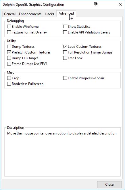 Guía definitiva para usar el Emulador Dolphin 19