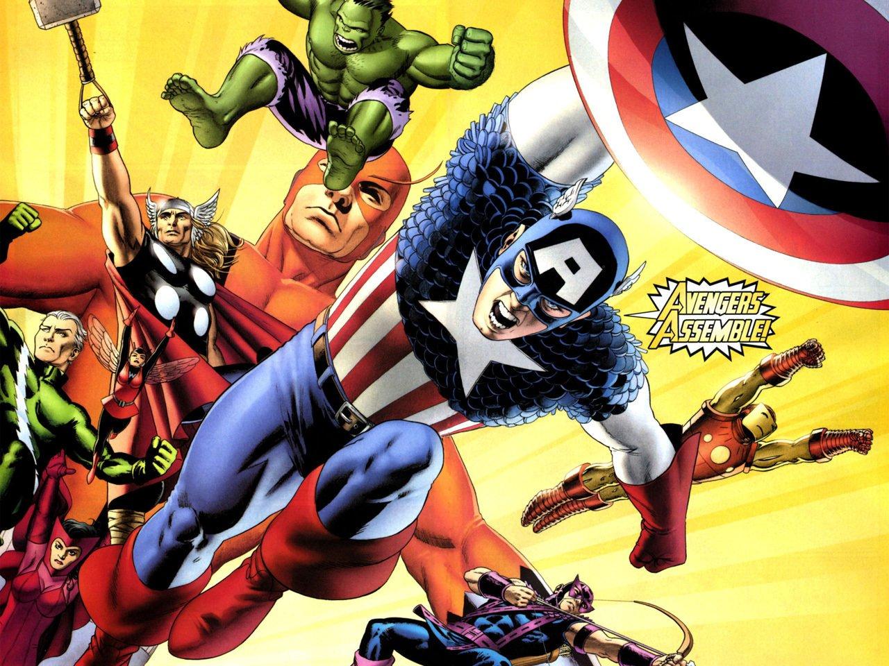 Los 10 mejores fondos de pantalla en HD del Capitán América que debes descargar 9