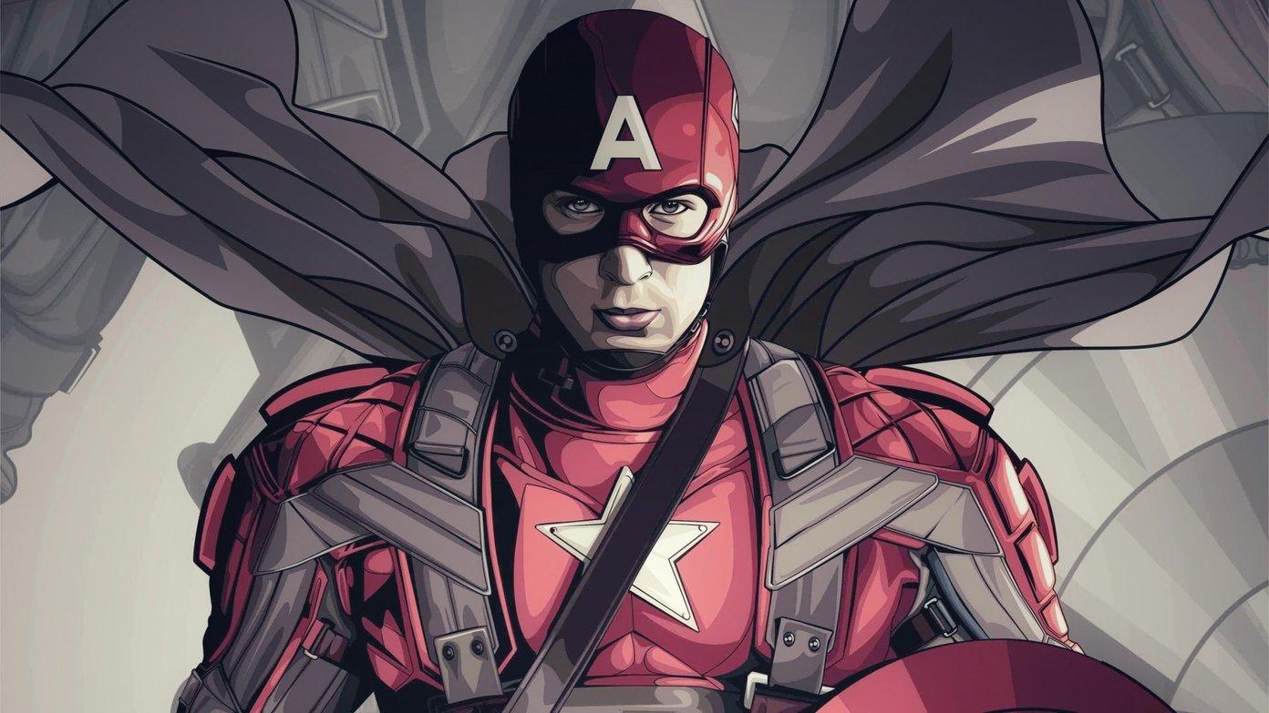 Los 10 mejores fondos de pantalla en HD del Capitán América que debes descargar 2