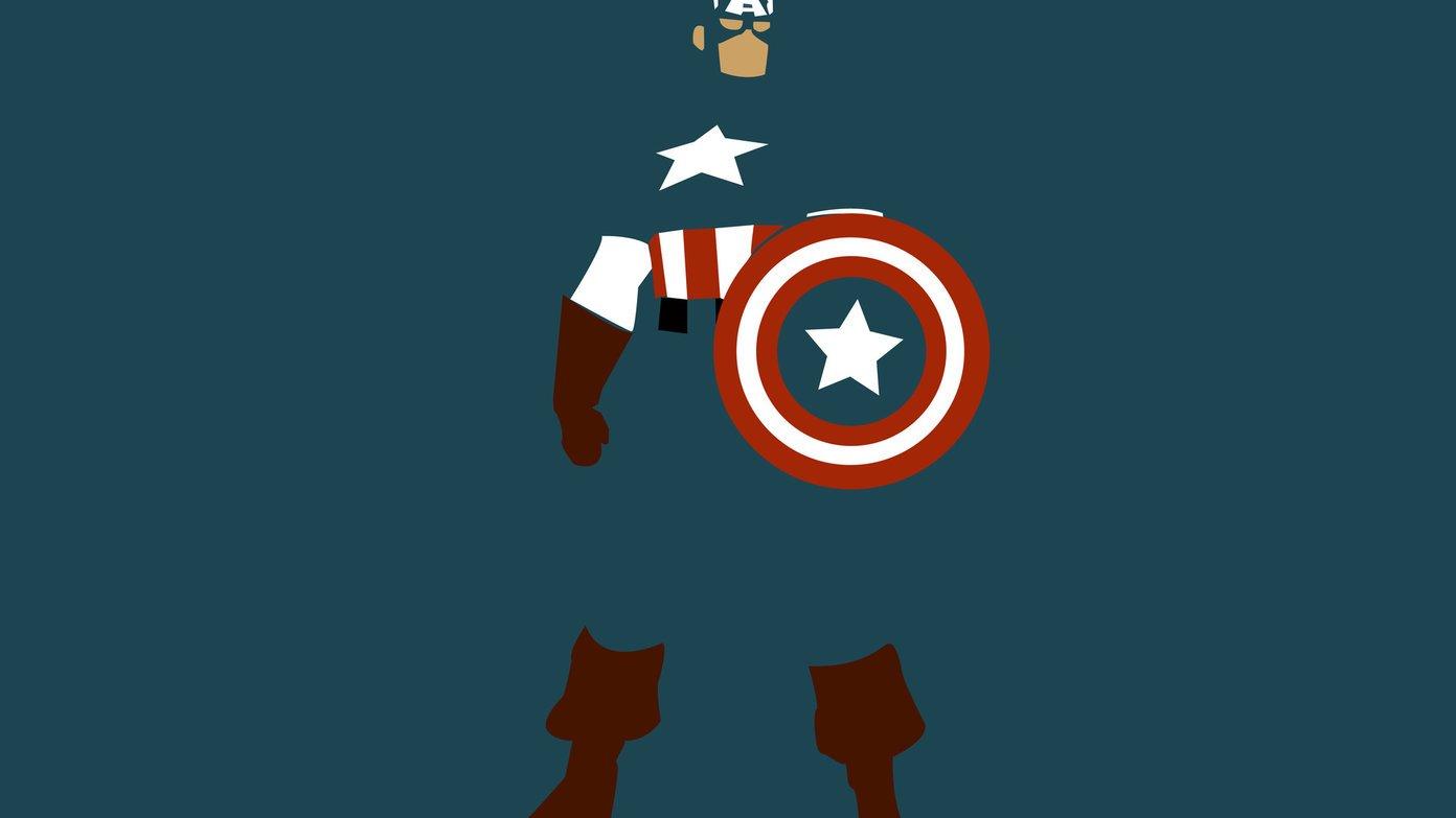 Los 10 mejores fondos de pantalla en HD del Capitán América que debes descargar 7