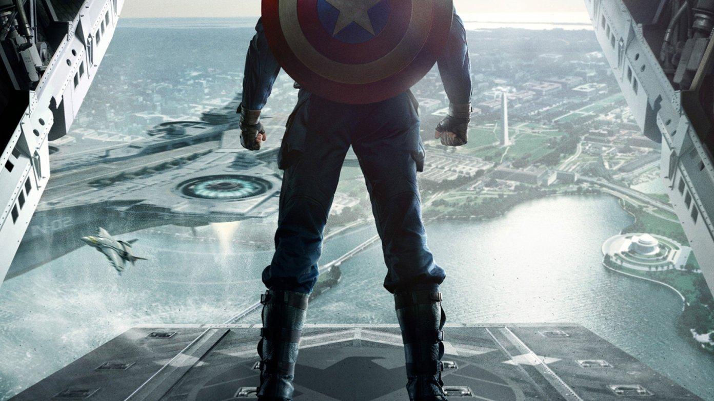 Los 10 mejores fondos de pantalla en HD del Capitán América que debes descargar 6