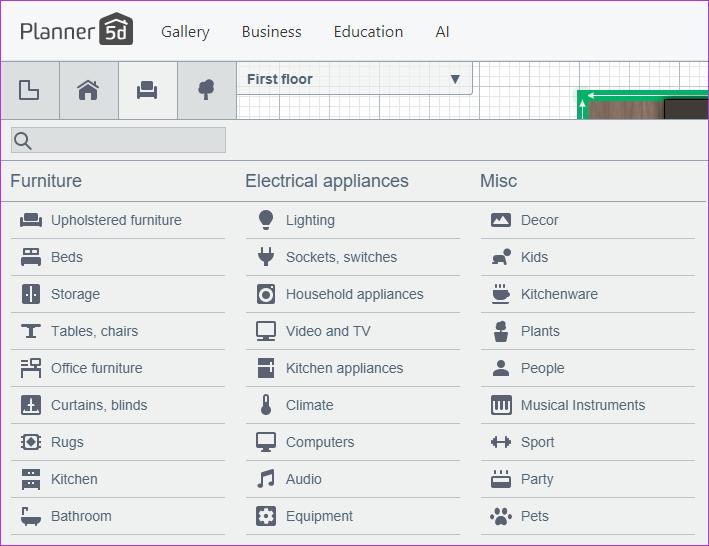 6 Mejores Sitios Web Gratuitos para Diseño de Planos de Piso 6