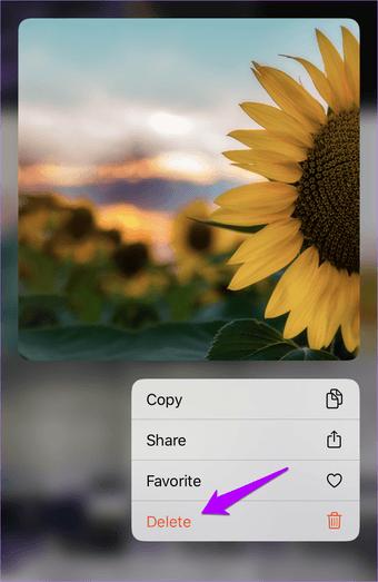 3 mejores maneras de eliminar fotos de iCloud 2