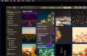3 mejores maneras de eliminar fotos de iCloud 6