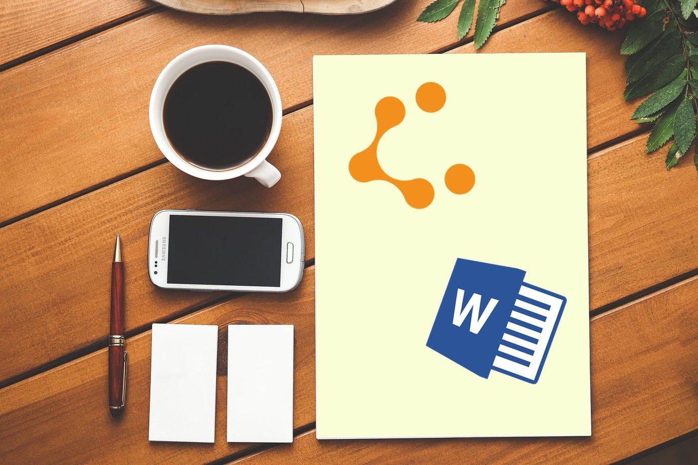 Cómo exportar diagramas de Lucidchart a Microsoft Word y Excel 1