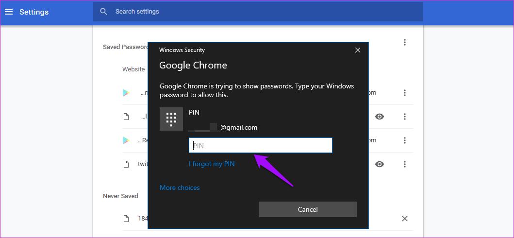 Firefox Lockbox vs Chrome Password Manager: Qué administrador de contraseñas nativo es mejor 18