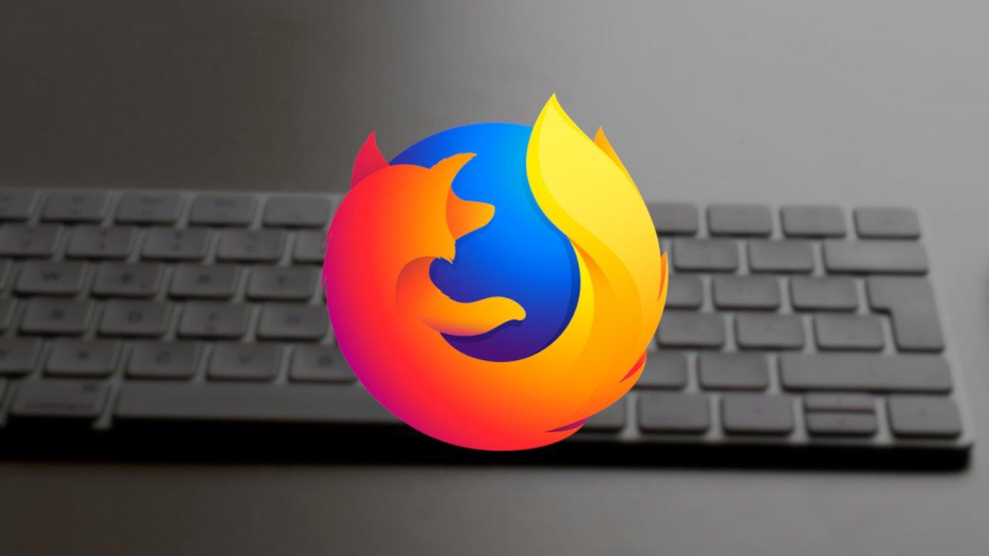 Cómo personalizar los atajos de teclado en Firefox 67 1