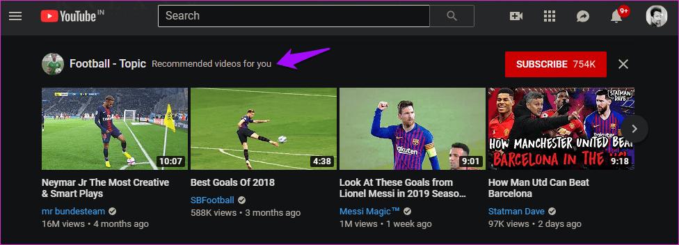 Cómo corregir una suscripción a YouTube que no funciona 9