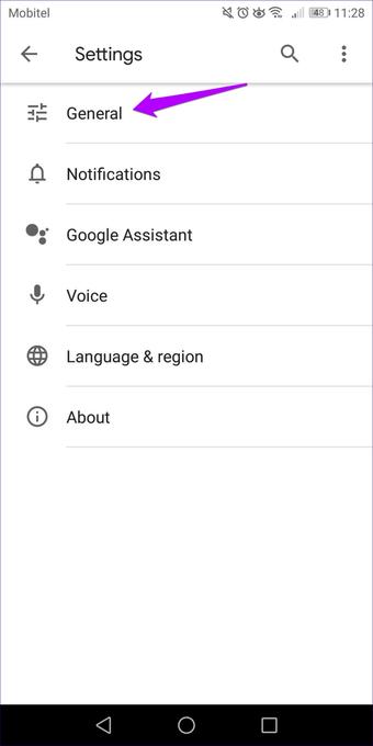 Cómo desactivar las búsquedas de Google App Trending en Android e iOS 4