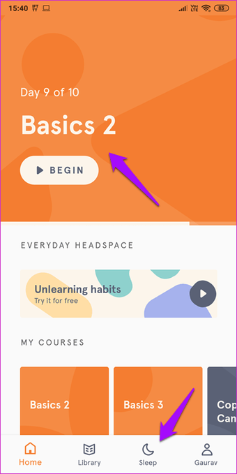 Headspace vs Insight Timer: Qué aplicación de meditación debe elegir 2