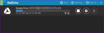 Cómo utilizar Google Drive como servidor FTP o unidad de red de forma gratuita 7