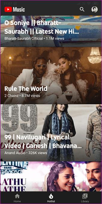 Música de YouTube vs. Música de Apple vs. Spotify: Cuál es el mejor servicio de transmisión de música por secuencias 7