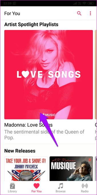 Música de YouTube vs. Música de Apple vs. Spotify: Cuál es el mejor servicio de transmisión de música por secuencias 8