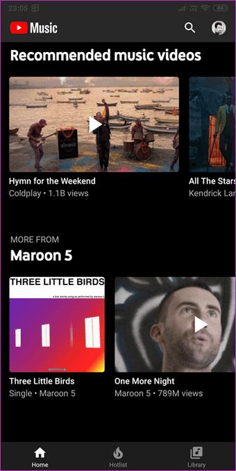 Música de YouTube vs. Música de Apple vs. Spotify: Cuál es el mejor servicio de transmisión de música por secuencias 13