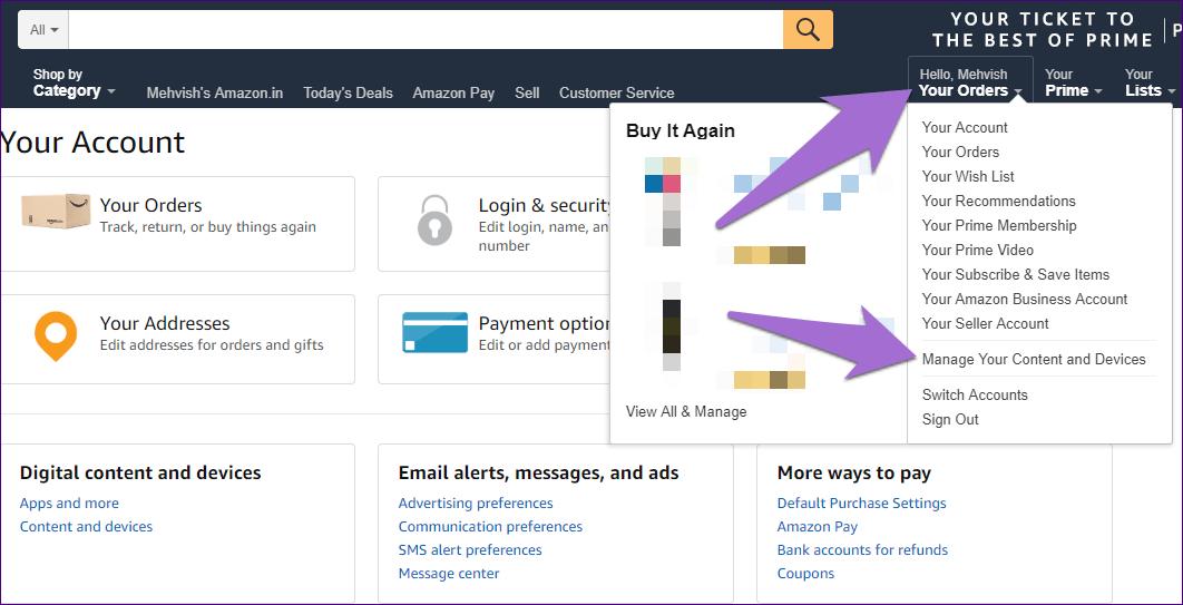 11 maneras de arreglar Amazon Echo no se conecta a la red Wi-Fi 9