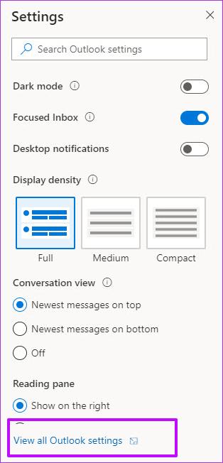 Cómo crear y administrar reglas en el correo web de Outlook 365 4