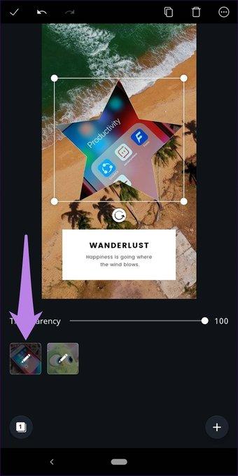 Cómo recortar imágenes en formas en Canva (aplicaciones de escritorio y móviles) 24