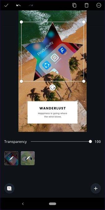 Cómo recortar imágenes en formas en Canva (aplicaciones de escritorio y móviles) 26