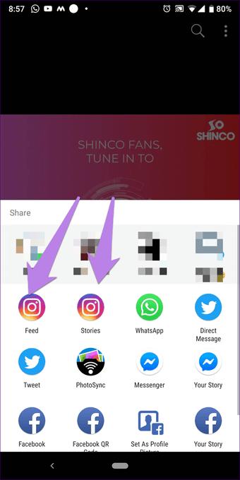 Cómo publicar de Facebook a Instagram al mismo tiempo 12