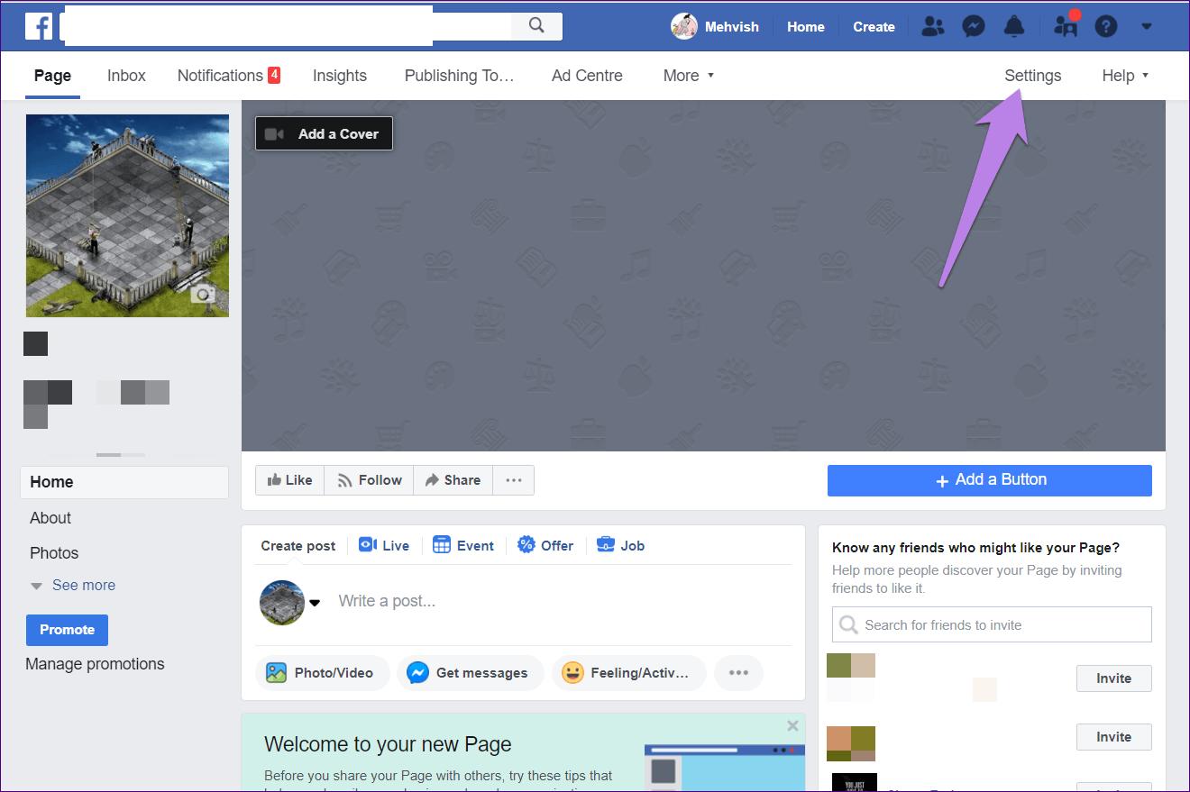 Cómo publicar de Facebook a Instagram al mismo tiempo 3