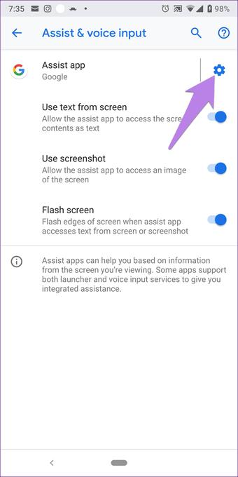 Cómo evitar que el Asistente de Google aparezca de forma aleatoria 13