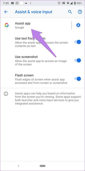Cómo evitar que el Asistente de Google aparezca de forma aleatoria 16