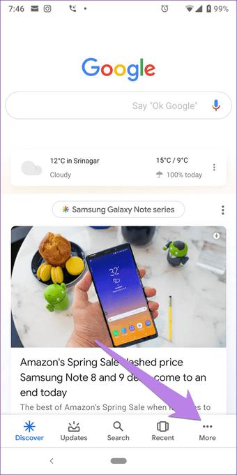 Cómo evitar que el Asistente de Google aparezca de forma aleatoria 2