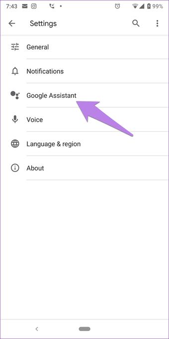 Cómo evitar que el Asistente de Google aparezca de forma aleatoria 4