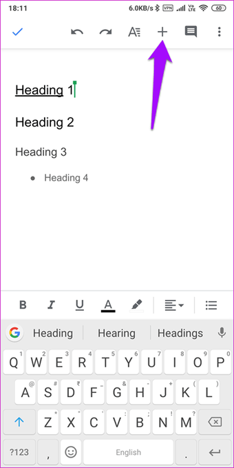 7 mejores consejos y trucos de Google Docs para usarlo como un profesional 19