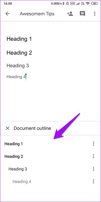 7 mejores consejos y trucos de Google Docs para usarlo como un profesional 5