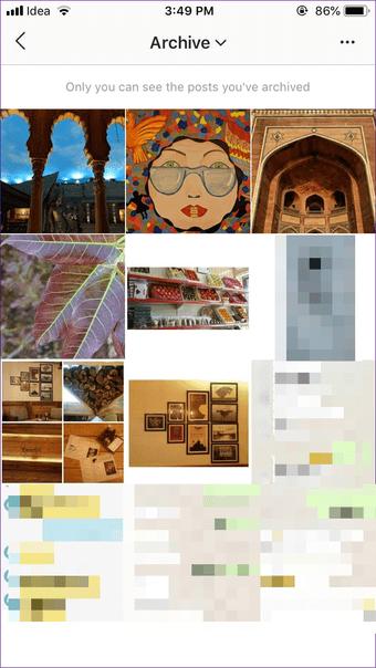 Borrar Instagram vs. Archivar: ¿Cuál es la diferencia? 2