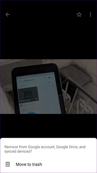 Cómo quitar fotos de la unidad de Google, pero no de Google Photos 3